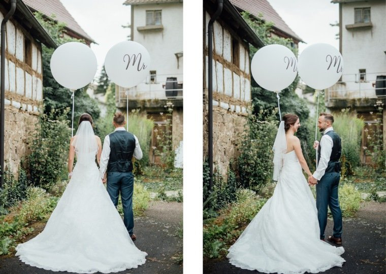 Hochzeitsfotos-Hochzeitsreportage-Stetten-028-Brautpaar-Shooting-Luftballons-Stetten