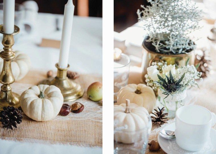 Hochzeitsfotos-Heilbronn-Hochzeitsreportage-021-Herbsthochzeit-DIY-Tischdeko-Herbst-Kuerbisse-weiss