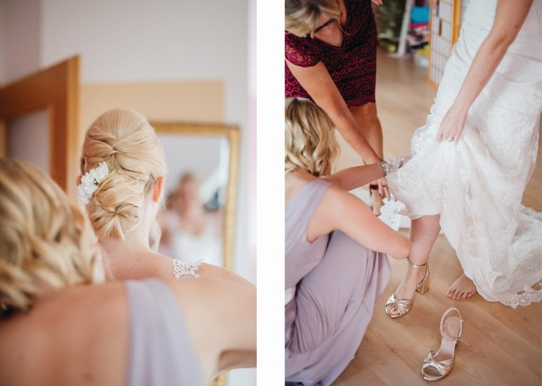 Hochzeitsfotos-Odenwald-Hochzeitsreportage-027-getting-ready-Brautkleid-Schuhe-Mutter-Trauzeugin