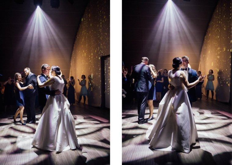 First dance Eventhangar E210