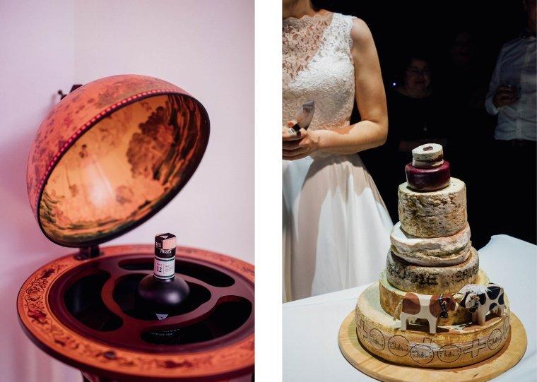 Alternative Hochzeitstorte