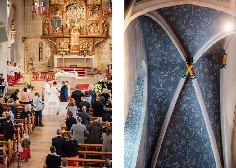 Kirche Ottenau Hochzeit
