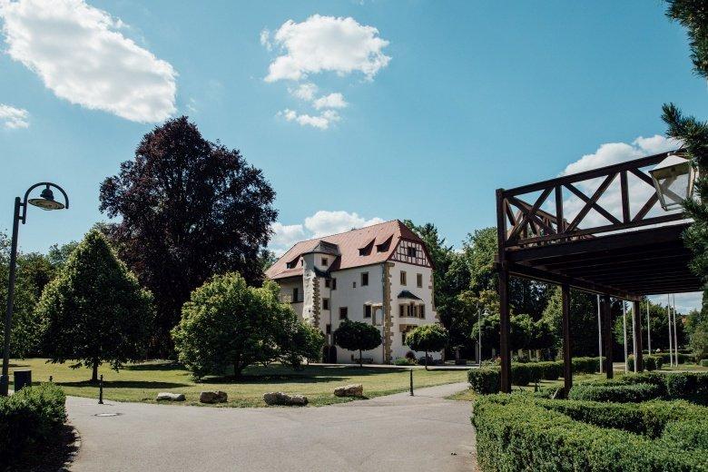 Standesamtliche Hochzeit Schloss Neckarbischoffsheim