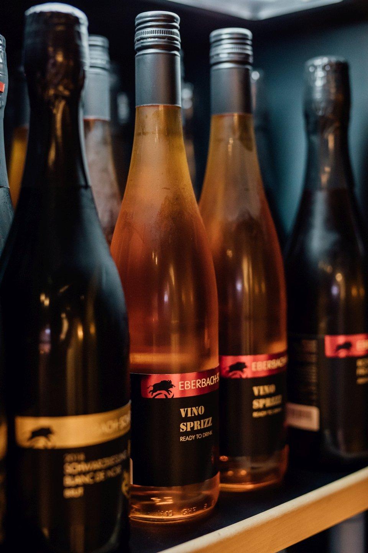 Wein vom Weingut Eberbach-Schäfer
