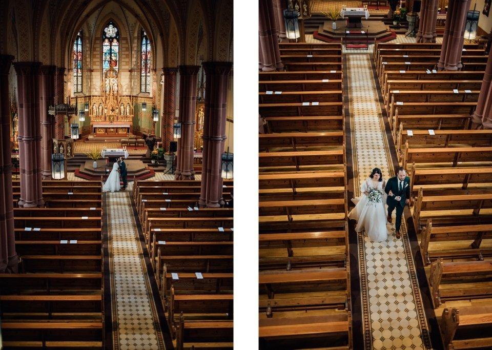 Auszug Brautpaar Kirche Otterstadt
