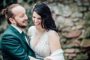 Brautpaarshootung im Philippeins in Speyer