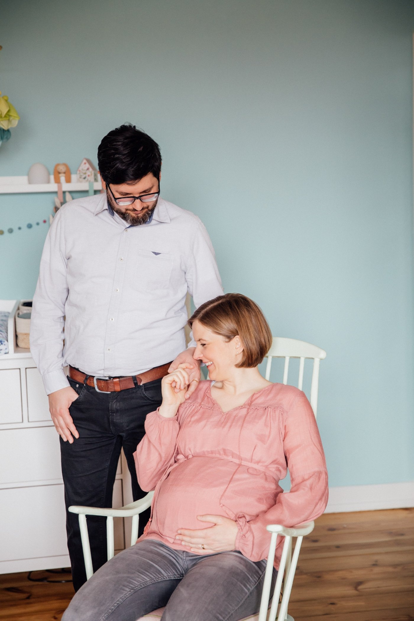Babybauchfotos-Schwangerschaft-Paarfotos-Homeshooting-Pfalz-Landau-Karlsruhe