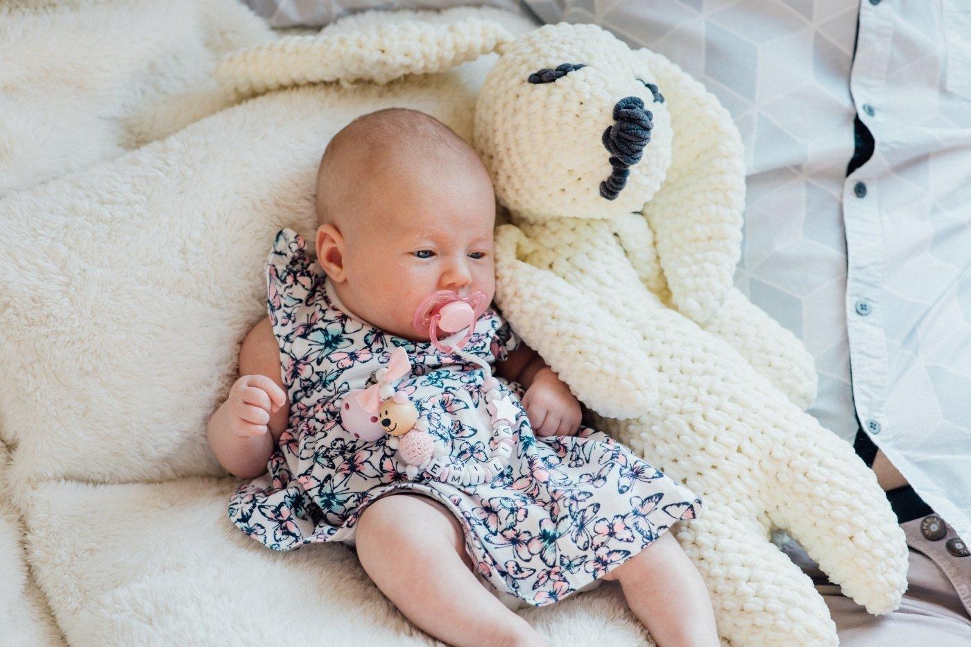 BNeugeborenes Baby-Babyfotos