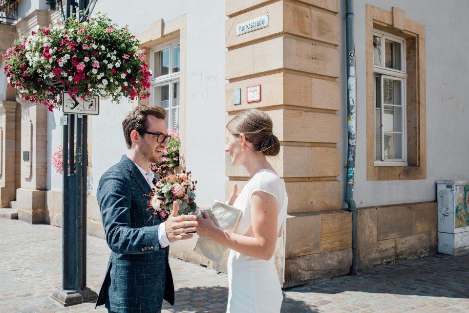 Brautpaar Landau