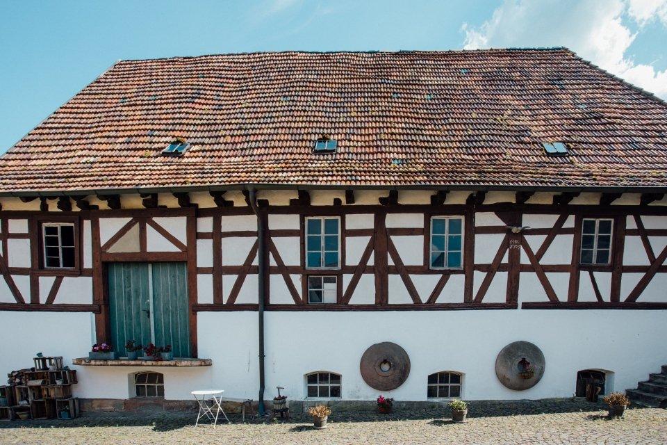 Alte Mühle Rheinzabern Hochzeitslocation
